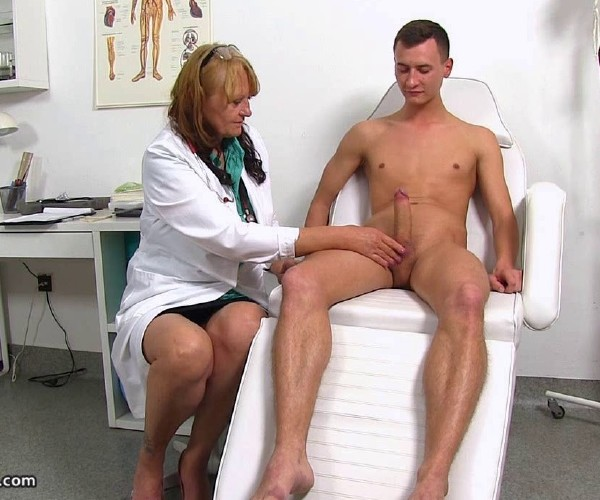 Glenda M - Sperm Hospital [HD] SpermHospital - (1.1 GB)