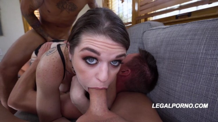 LegalPorno - Anastasia Rose takes 1 bbc 2 bwc Airtight what a slut this girl is! special surprise at the end!! AA006 - 05.02.2018 - 720p Free Download From pornparadise.org