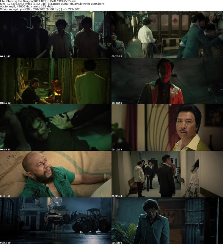 Chasing the Dragon 2017 CHINESE BRRip XviD MP3-XVID