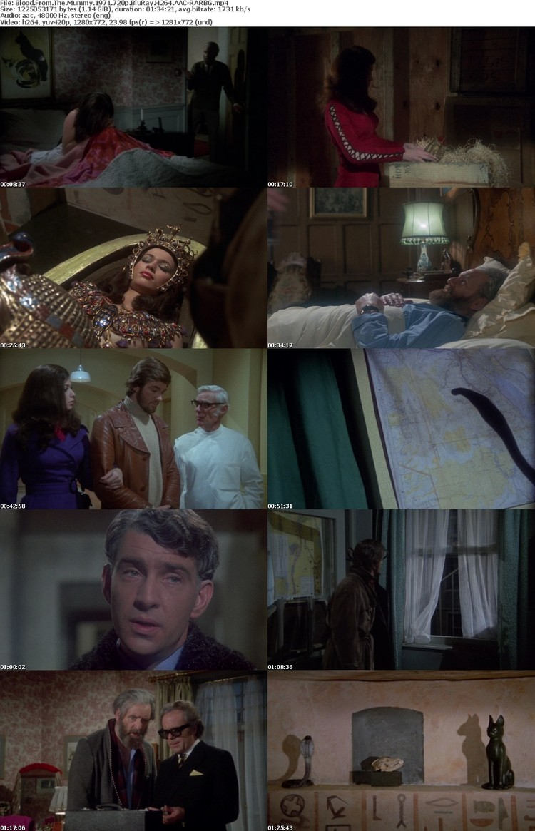 Blood From The Mummy 1971 720p BluRay H264 AAC-RARBG