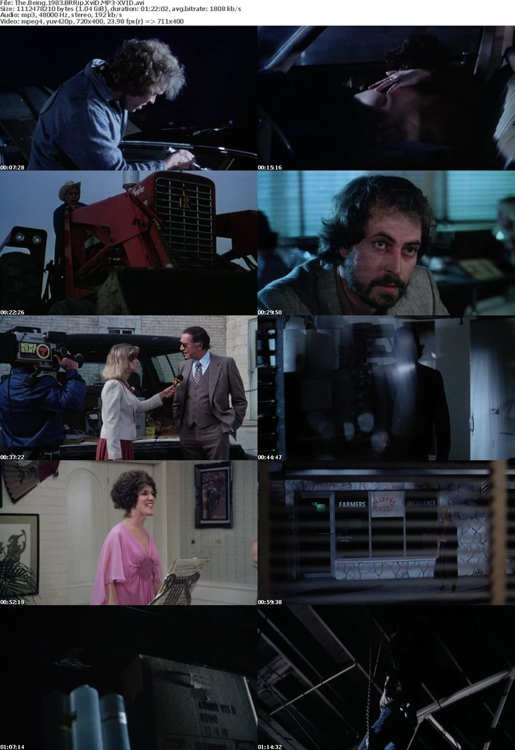 The Being 1983 BRRip XviD MP3-XVID