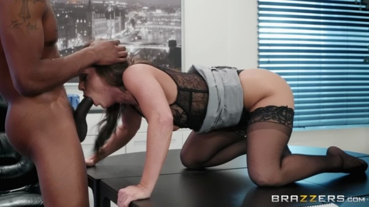 Big Tits At Work - Abigail Mac - Just Don't Fuck The Boss's Daughter - 08.02.2018 - 720p Free Download From pornparadise.org