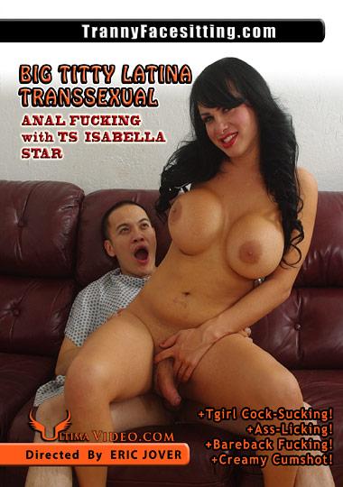 Big Titty Latina Transsexual Anal Fucking (2014)