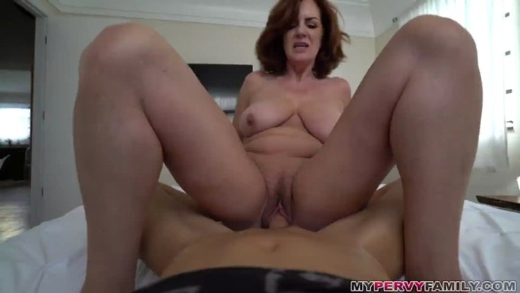 mypervyfamily - Andi James  Fuck My Cunt Before Your Father Gets Home 2018 - 1080p Free Download From pornparadise.org