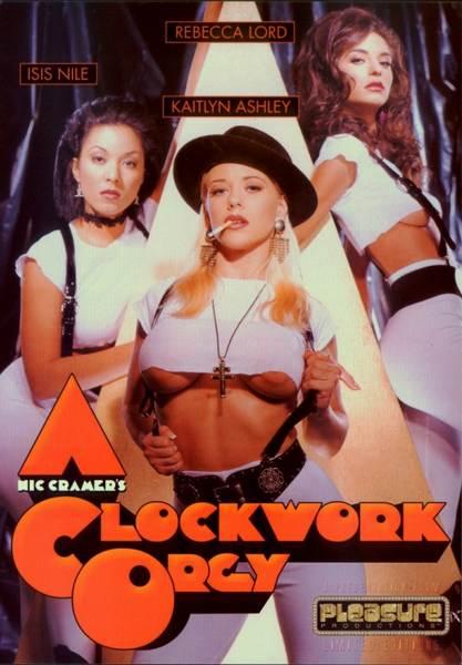 A Clockwork Orgy / Le gang des violeuses (1995/DVD5)