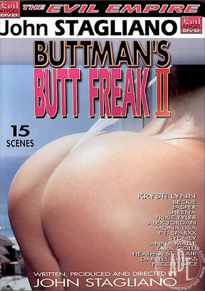 Buttmans Butt Freak 2 (1996/DVDRip)
