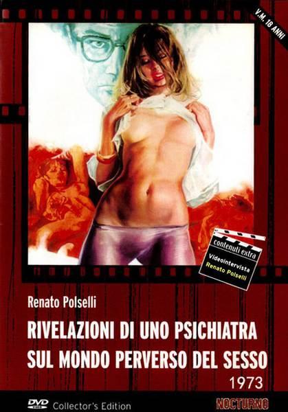 Rivelazioni di uno psichiatra sul mondo perverso del sesso (1973/DVDRip)