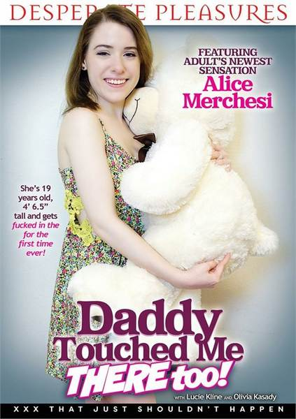Daddy Touched Me There Too (2017/WEBRip/SD)