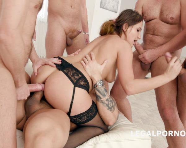 Ellen Betsy - Monsters Of DAP 5 Vs Ellen Betsy Almost All Dap, Almost Balls Deep, Gapes, Facial GIO544 - SD (2018/LegalPorno.com/998 MB)