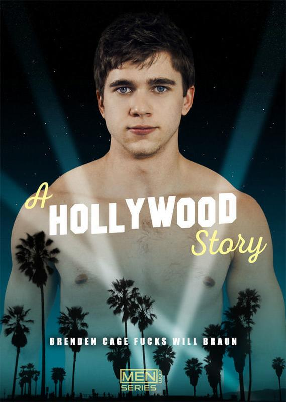 A Hollywood Story Cover Front