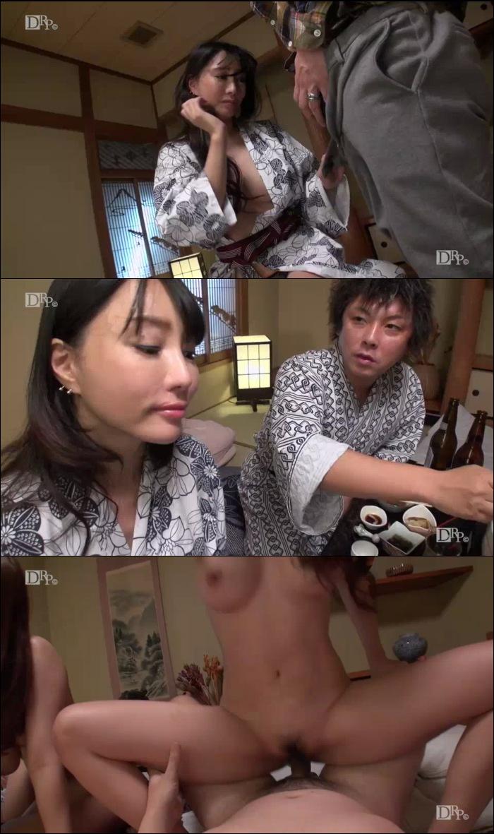 Asian - Haruka Aizawa, Yume Mitsuki - Swapping In Hot Spring Trip [2017, Uncensored, Swingers, BlowJob, Group Sex, SiteRip, 540p,