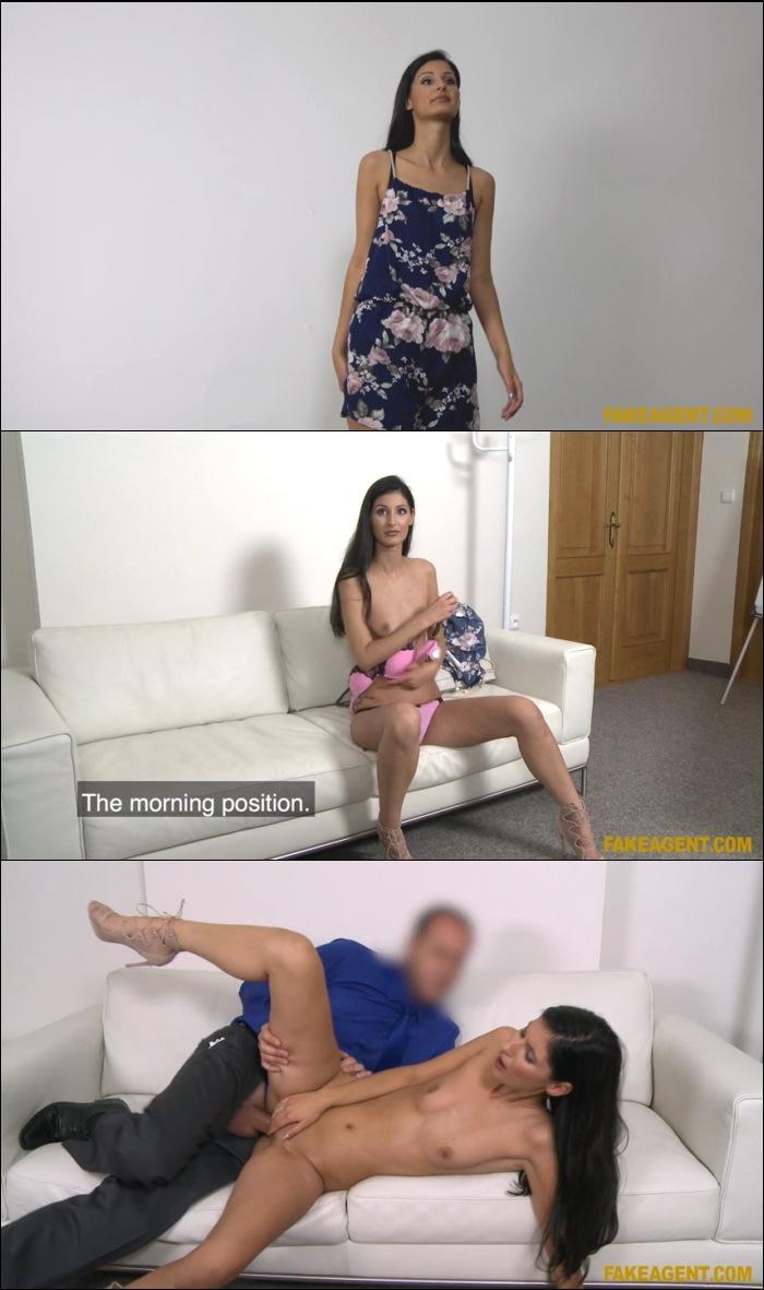 Casting - Coco Kiss - Stunning German given porn lesson [Work Fantasies, Office, Indoors, Sex, Masturbation, Handjob - POV, Faci,