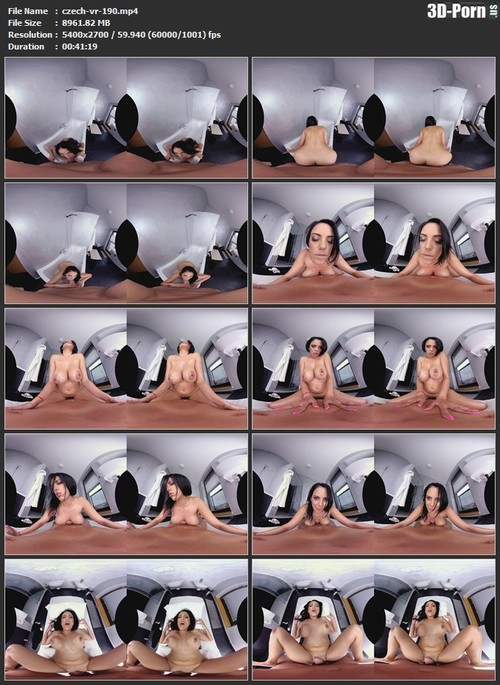 Katrina Moreno - Spanish Bath