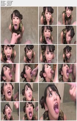 Cumshot at the faces of beautiful girls (Bukkake)