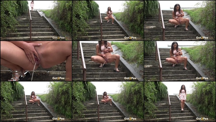 Get whipped wet panties clips