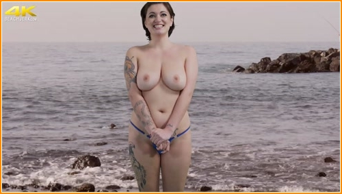 BeachJerk busty-brook full hd