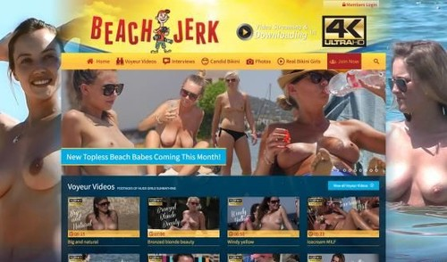 BeachJerk-com – SITERIP
