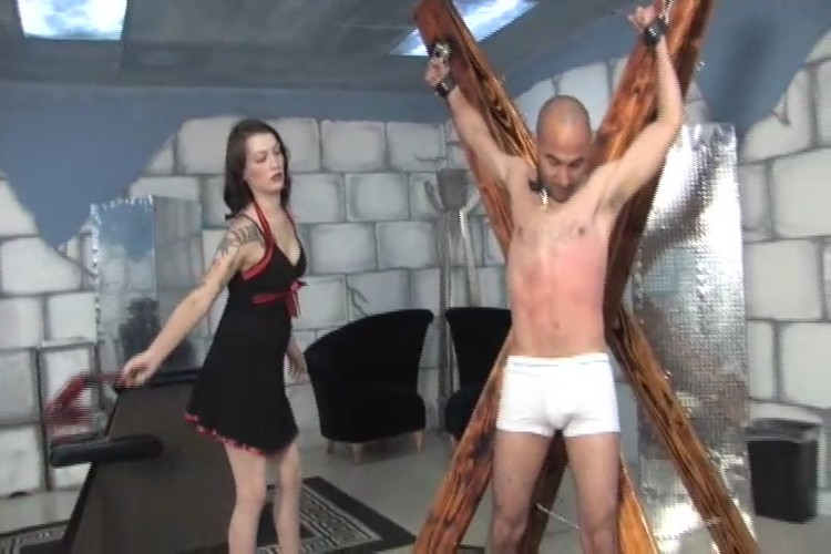 Bdsm Males Worshipping Females