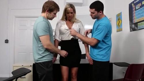 Hypnotized Teacher