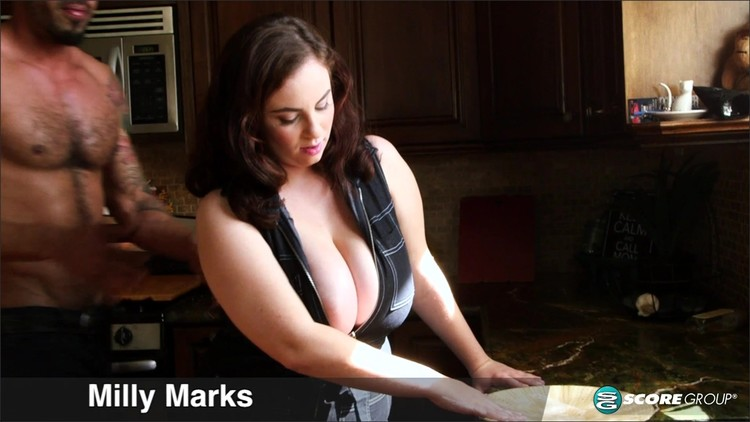 1232.2017-11-03 - Milly Marks - Big-boobed Milly Marks Heats Up The Kitchen.mp4,