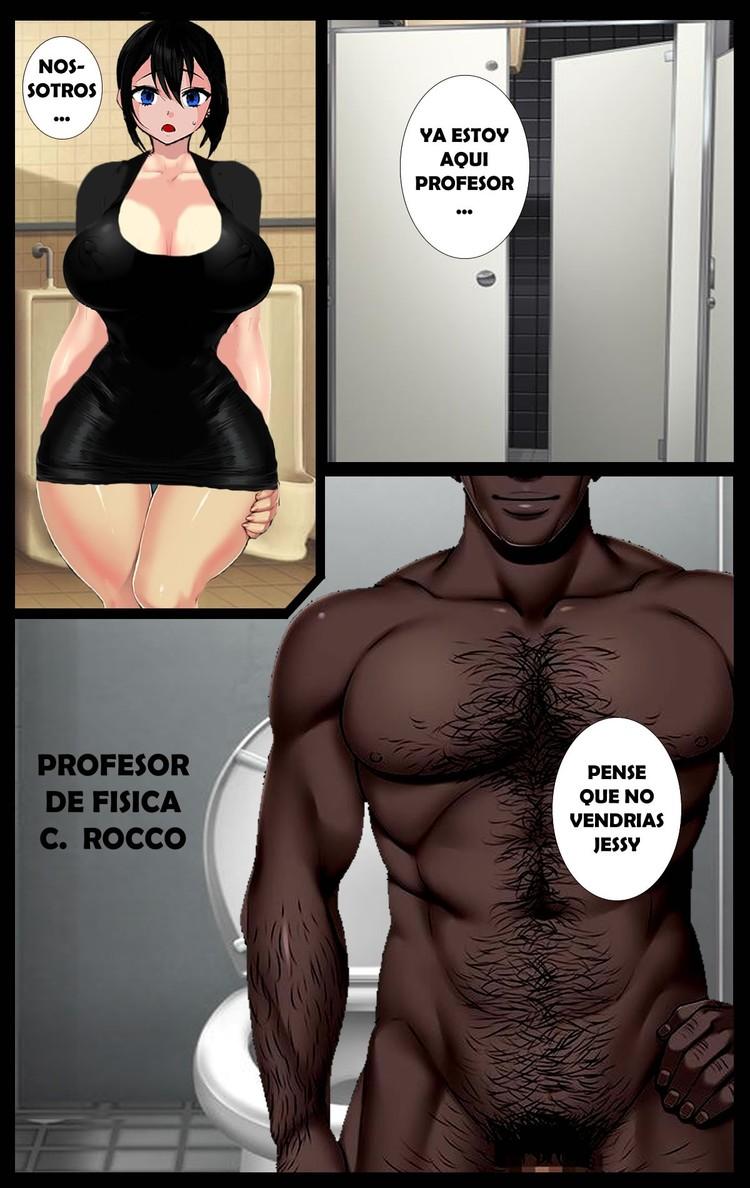 2 Esclavas Porno la esclava 3- joru, hentai (español) ~ ver porno comics