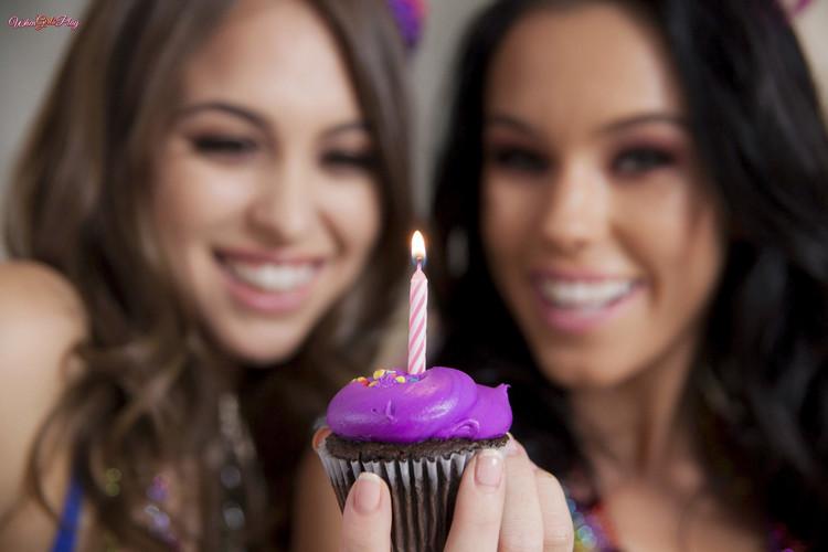 Lesbians birthday