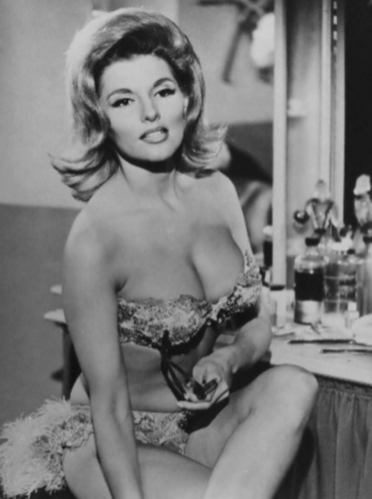 Nancy Stafford Nude