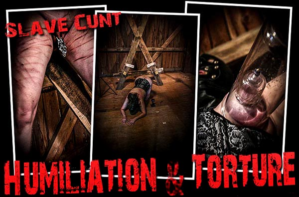 BM Slave Cunt - Humiliation and Torture,