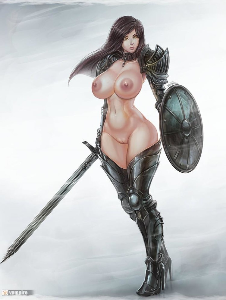 Sexy fantasy sluts tortured with huge monster cocks, tentacles and bdsm fucking tools in their pussies
