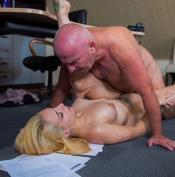 Senior sex pics blow