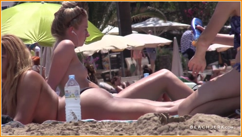 BeachJerk tiny-blonde full hd